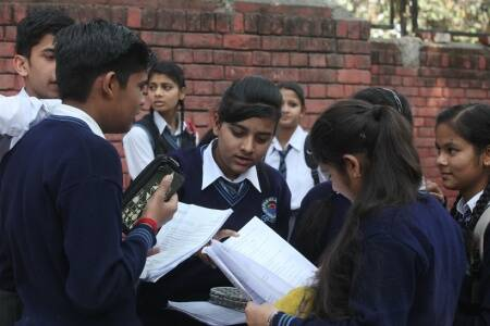 UP board class 10 and 12 exams 2018: Over 1.8 lakh students absent on firstday