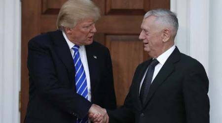Donald Trump to nominate retired General James 'Mad Dog' Mattis to lead Pentagon