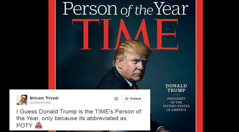 Time, Donald Trump, Trump time, Person of the year, time poy, time poy 2016, time person of the year 2016, trump time cover 2016, time poty 2016 trump, world news, viral news, latest news,