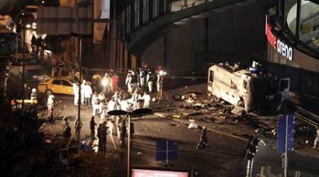 Kurdistan Workers' Party, PKK, Istanbul attack came from Syria, twin attacks in Istanbul, latest news, International news, World news