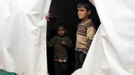 Seven years of war have taken a high toll on Syria's children