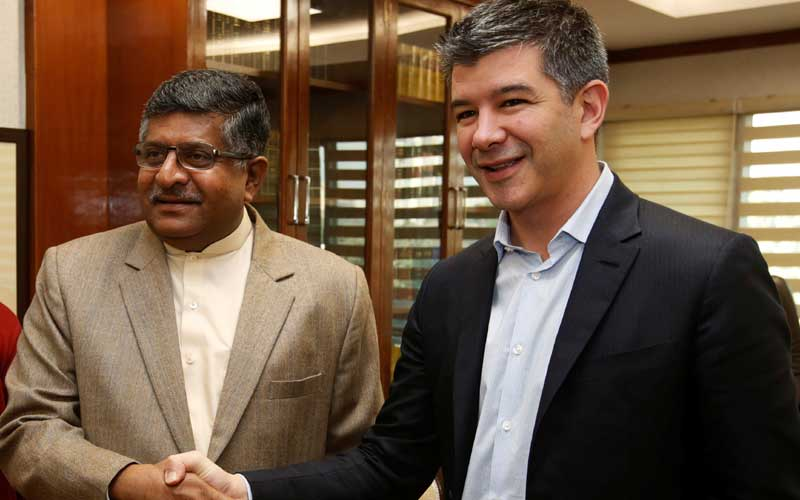 Uber, Uber CEO, Uber CEO Travis Kalanick, Kalanick Uber CEO, Uber CEO in India, Uber vs Ola, Uber Ola India, Uber rules, Uber pricing in India, Uber self-driving cars, technology, technology news
