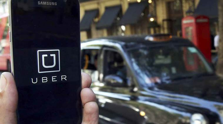 Uber, Uber brazil, cab-hailing company, Brazilian taxi services, tech news, latest news, indian express