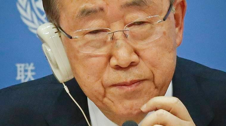 ban ki moon, south korea, south korea presidency, ban ki moon south korea, Park Geun-hye, south korea president impeached, south korea news, ban ki moon news, world news