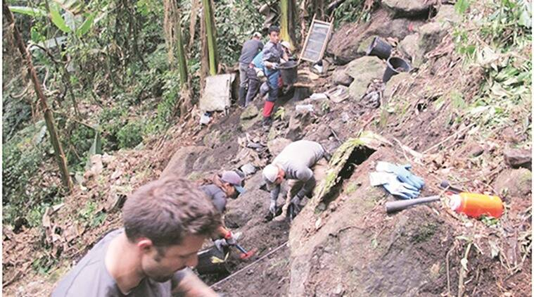 world war II, World War II crash site, Arunachal Pradesh, Arunacahal world war II, world war II soldiers, soldier remain in Arunachal, latest news, indian express, india news, US india, world war sodliers, richard verma, american ambassador to India, UPA government, narendra modi, pm modi, latest news