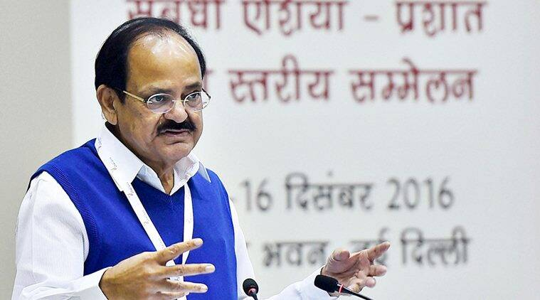 Venkaiah Naidu, demonetisation, demonetisation news, Narendra modi, modi-demonetisation, modi to address nation, Congress-BJP, demonetisation-Naidu, India news, Indian Express