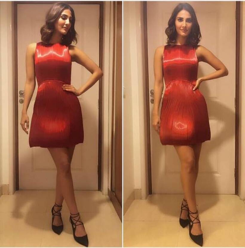 vaani-3 Vaani Kapoor Hairstyles-Top Best 15 Hair Looks of Vaani Kapoor