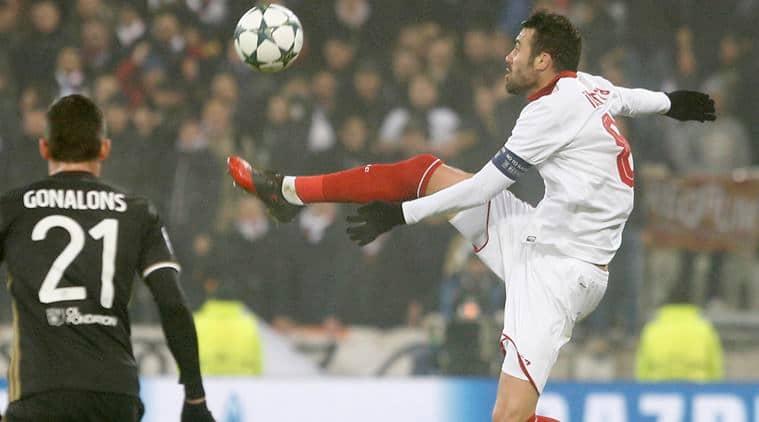 Vicente Iborra, Vicente Iborra, Vicente Iborra hat-trick, Sevilla vs Celta Vigo, La Liga, Football news, Football