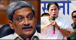 Defence Minister Manohar Parrikar Writes To West Bengal CM Mamata Banerjee