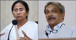 "Row Over West Bengal ""Military Coup"" Issue Escalates: Who Said What"
