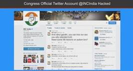 After Rahul Gandhi's Twitter Handle, Congress Official Twitter Account Hacked