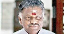 Paneerselvam sworn in as new Chief Minister of Tamil Nadu