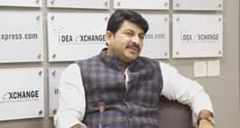 Idea Exchange With ManojTiwari