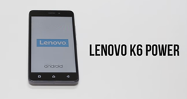 Lenovo k6 Power Video Review