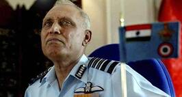 Former Air Chief SP Tyagi Arrested In VVIP Chopper Scam