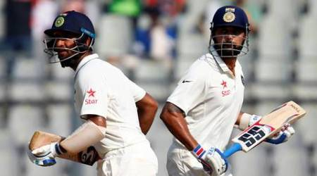 India vs England 4th Test, Day 2: Blows exchanged, no knockout punch at the Wankhede
