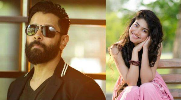 Sai Pallavi to act with Vikram in her Tamil debut