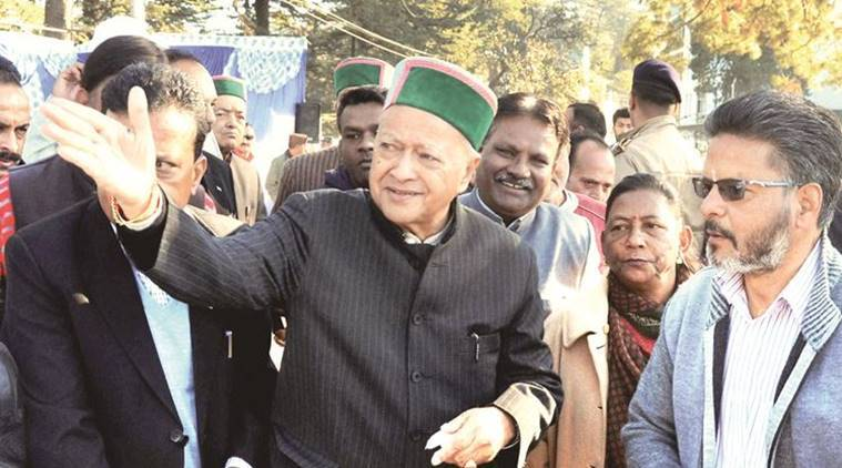 Virbhadra Singh, Himachal Pradesh CM, DA case, Virbhadra DA case, disproportionate assets case, himachal pradesh, india news, indian express news