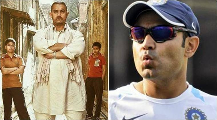 Virender Sehwag has a brilliant suggestion for Aamir Khan