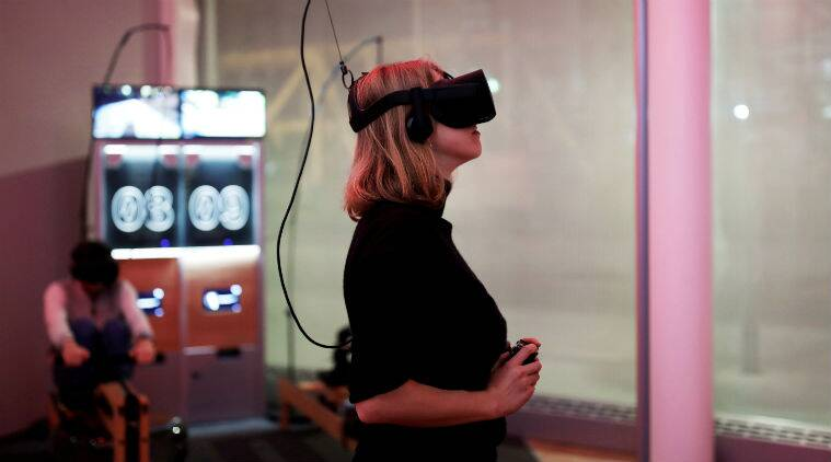 virtual reality, paraplegics, paralysed people, visual stimuli, tactile stimulus, brain manipulation, therapeutic reasons, how to help stroke patients,
