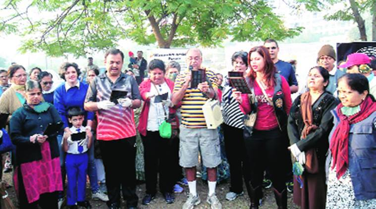 wanowrie group, wanowrie resident's group, pune wanowrie resident's group, wanowrie group takes up issues, indian express, india news