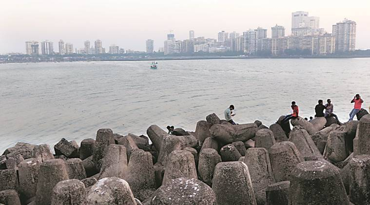 Mumbai climate, Mumbai temperature, IMD, meterological centres, India news, Indian Express