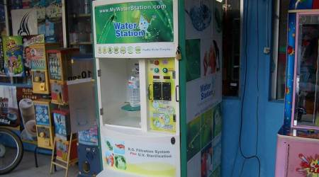 Western Railway installs 161 water vending machines