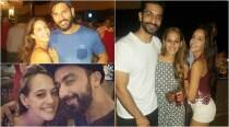 Yuvraj Singh-Hazel Keech pre-wedding party in Goa, see inside pics