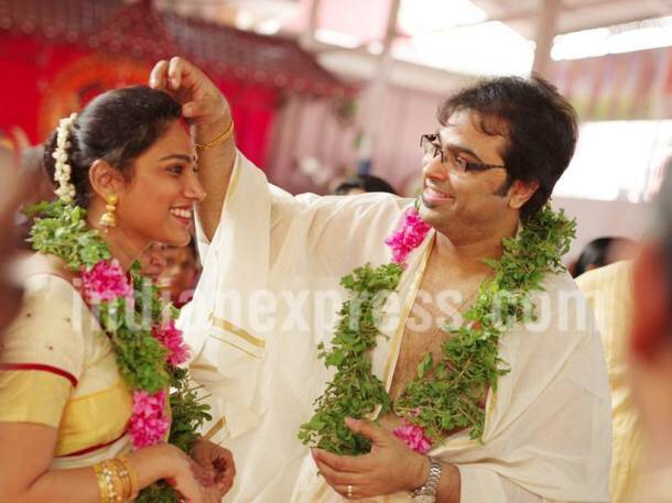 Purbayan Chatterjee Gayatri Asokan Wedding Photos