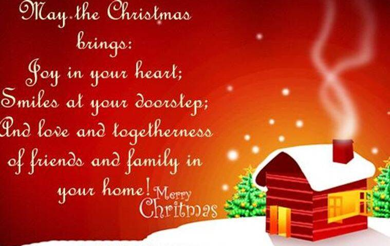 The 45 Best Inspirational Merry Christmas Quotes Of All: Merry Christmas 2016: Best Christmas SMS, Facebook And
