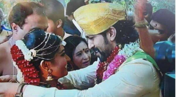 Kannada actors Yash and Radhika got married