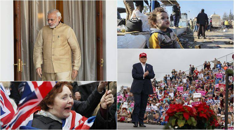 Aleppo, demonetisation, donald trump, narendra modi, ISIS, terrorism, 2016 biggest news, 2016 important news, 2016 top news, india pakistan relations, brexit