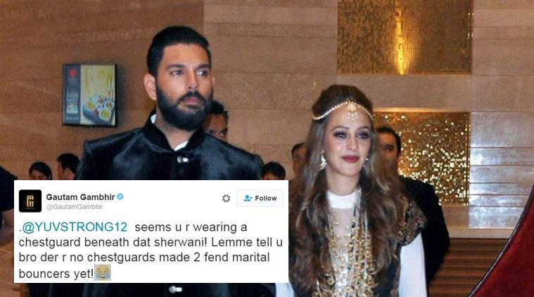 Yuvraj Singh tied the knot with Hazel Keech on November 30