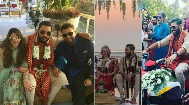 Yuvraj Singh-Hazel Keech Goa wedding: See inside pictures of the grand ceremony