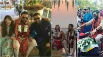 Yuvraj Singh wedding, Yuvraj Singh wedding photos, Yuvraj Singh wedding pictures, Yuvraj Singh goa wedding, Yuvraj Singh Hazel Keech wedding, Yuvraj Singh Hazel Keech Marriage photos, Yuvraj Hazel wedding photos, Anushka Sharma, Virat Kohli, MS Dhoni, SPorts