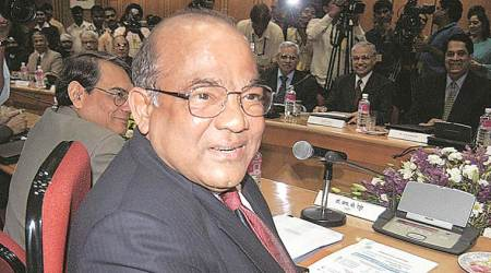 reserve bank of india, rbi, yv reddy, former rbi governor, rbi governor, gst, goods and service tax, iim ahmedabad, iim a, finance, india's fiscal federalism, development, economics, economist, development model, indian express news