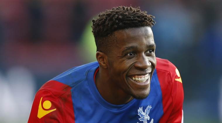 Image result for wilfried zaha ivory coast