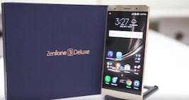 Asus ZenFone 3 Deluxe First Look Video