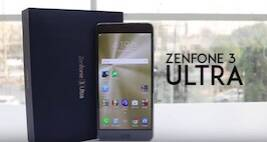 Asus Zenfone 3 Ultra First Look