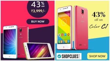 Zopo unveils 3999 campaign on Shopclues with ZOPO C1 ZP 331smartphone