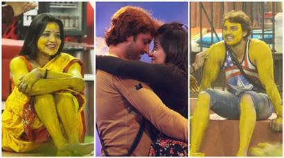 Bigg Boss 10 January 17 highlights: Mona Lisa says yes to boyfriend, haldi ceremony is a colourful affair