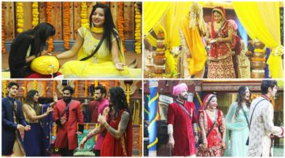 Bigg Boss 10: Mona Lisa gets married to boyfriend. See her wedding pics