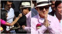 Jackie Chan was hosted by Sonu Sood. The duo will appear in the Indo-Sino film, Kung Fu Yoga.