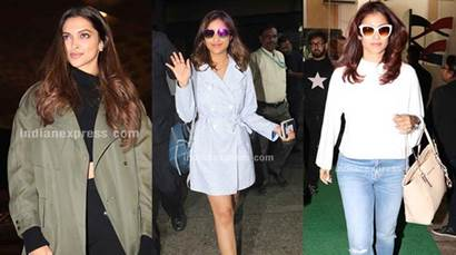 Deepika Padukone heads for US premiere of xXx, Katrina Kaif and Parineeti Chopra are back in town and more. See pics