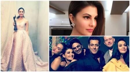 Alia Bhatt's winning smile, Salman Khan's perfect selfie and everything that happened at Filmfare Awards 2017, see pics