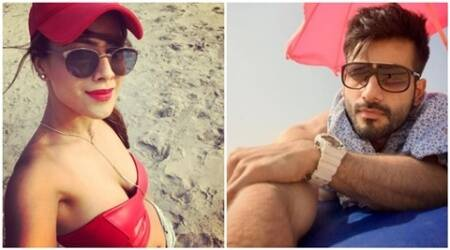 Happy New Year: Nia Sharma to Karan Tacker, here's how television hotties welcomed 2017
