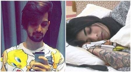 Bigg Boss 10: Bani Judge's alleged boyfriend Yuvraj Thakur shares adorable posts to support her, see pics