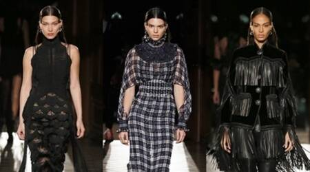 Haute Couture Spring-Summer 2017: Kendall Jenner, Bella Hadid walked for Givenchy, Ralph and Russo glamourised fashion of the 1950s
