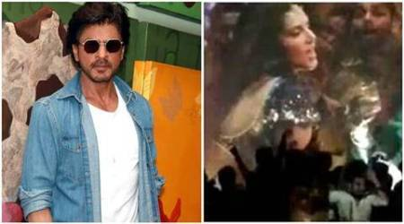 shah rukh khan, shah rukh khan twitter, shah rukh khan sunny leone, laila main laila, sunny leone fans, sunny leone reaction, laila main laila sunny leone, laila main laila raees, sunny leone shah rukh khan, indian express, entertainment news, bollywood