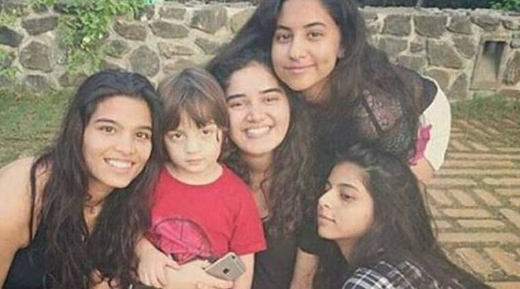 abram, shah rukh khan, shah rukh khan abram, abram pictures, abram images, suhana khan